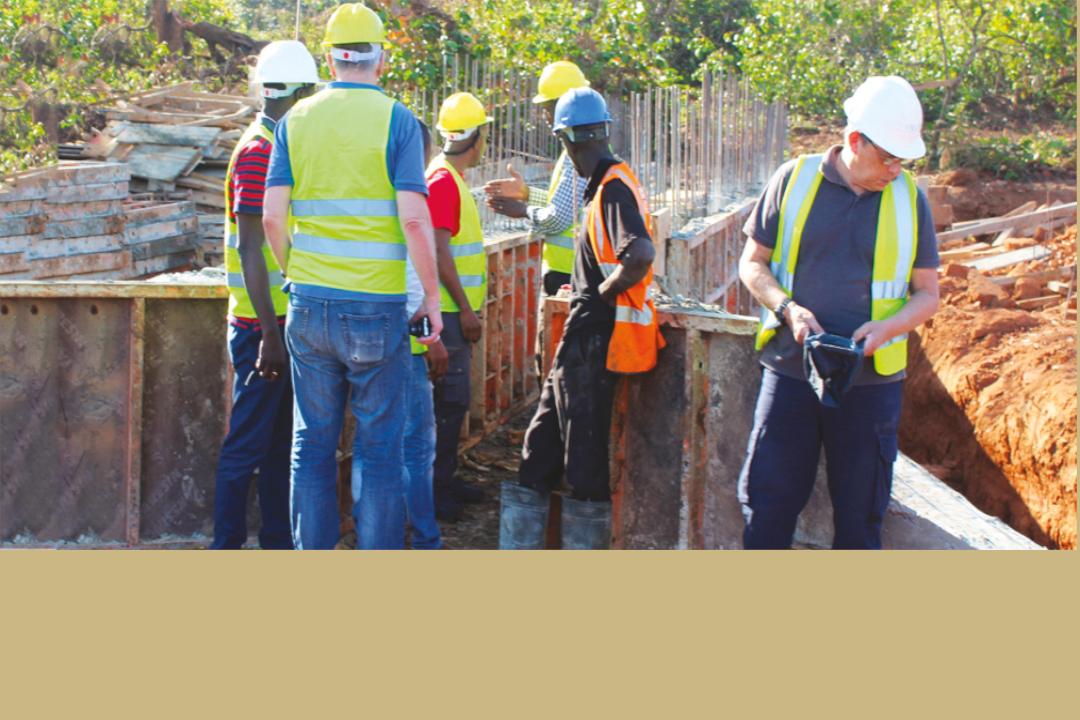 <strong>Bureau des Nations unies pour les services d'appui aux projets (UNOPS) : Contrôle et la surveillance des travaux de réhabilitation de 153.4 km de pistes rurales à Quinara et Tombali en Guinée Bissau.</strong>