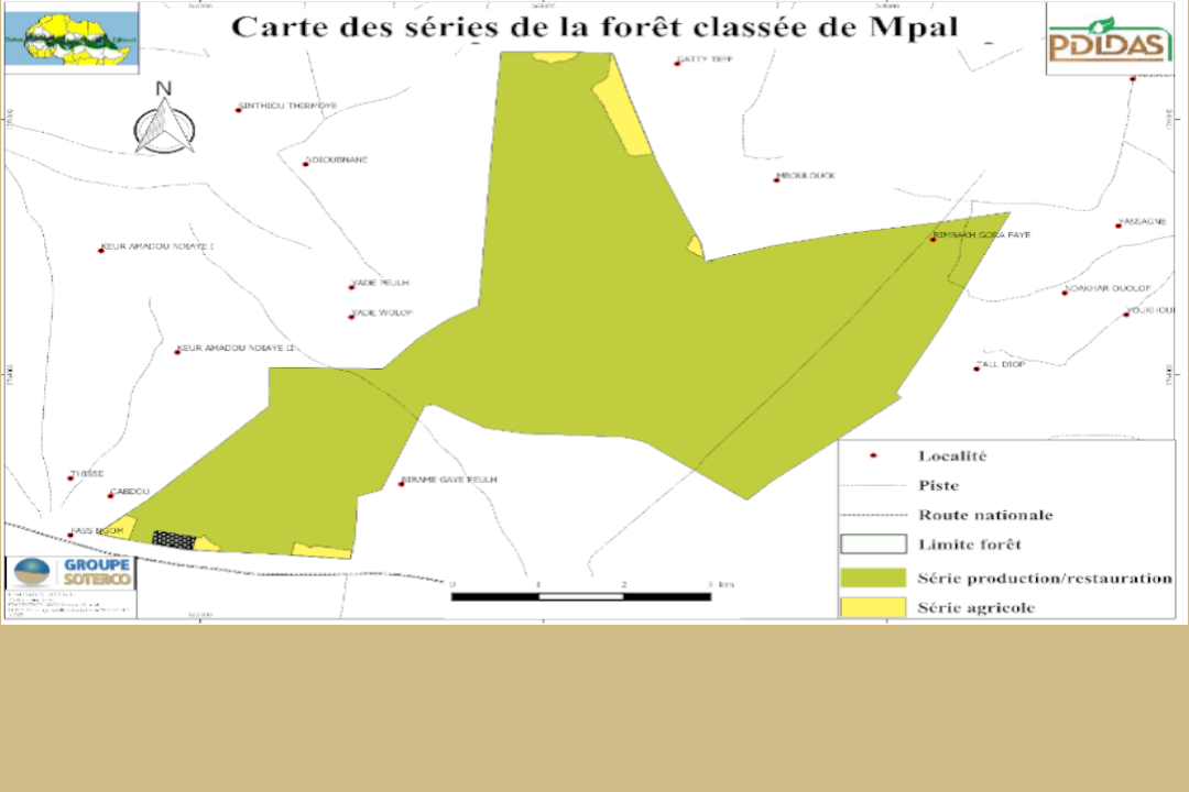 <strong>ANGMV/PDIDAS : Élaboration et /ou actualisation des plans de gestion participative de sept (07) forêts et deux (02) réserves naturelles</strong>